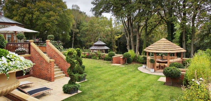 Luxury Garden Rooms
