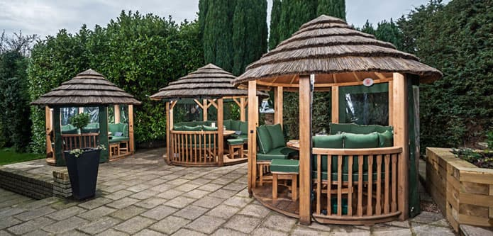 Luxury Garden Gazebo