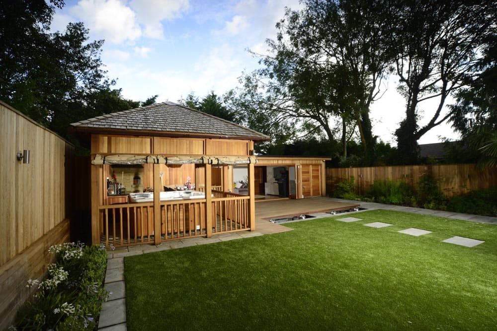 Bespoke garden buildings insulated outbuildings crown pavilions