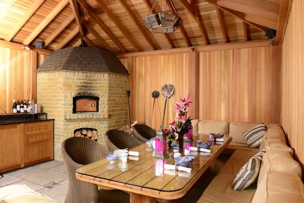 Bespoke Garden Buildings Summer Houses Crown Pavilions