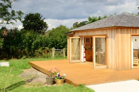 Summer Houses & Garden Rooms by Crown Pavilions