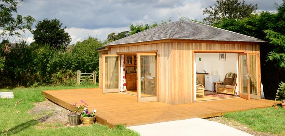 What will you do with your crown pavilions garden room for Your garden room