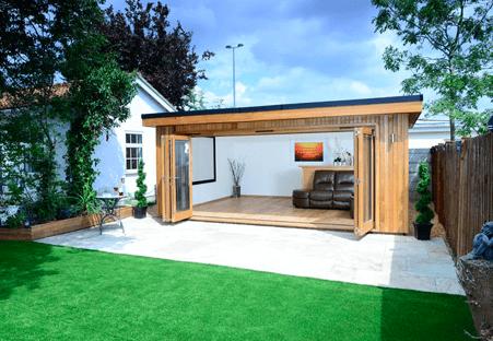 Bespoke Garden Rooms & Buildings