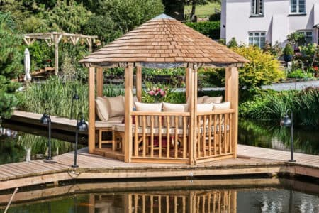 Garden Rooms and Gazebos in Oxfordshire