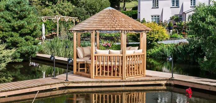 Our Models Range From Small Round Gazebos To Large Oak Framed And Come In Designs Suit Your E Contact Us Now For More Information Help
