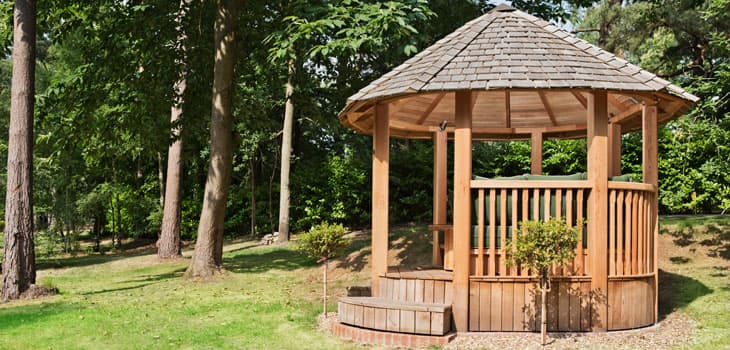 The Wolsey Luxury Gazebo Additional Extras