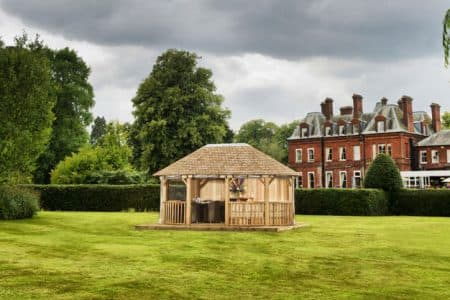 Champneys Health Spa - Crown Pavilion Gazebo