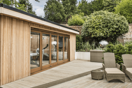 Bespoke Garden Office