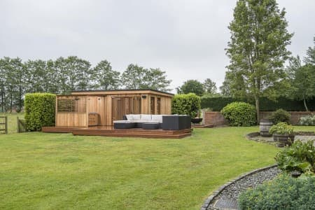 Luxury Garden Buildings, All Handcrafted by Crown Pavilions