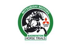 Mitsubishi Motors Badminton Horse Trials - Crown Pavilions Partner