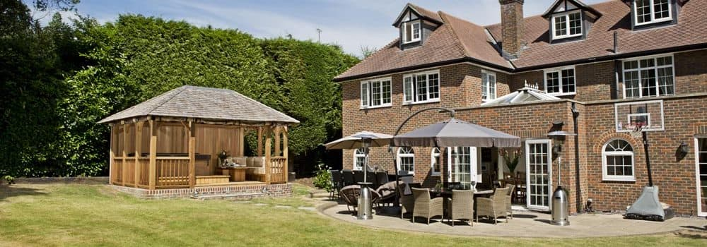 What will you do with your Crown Pavilions Garden Room?