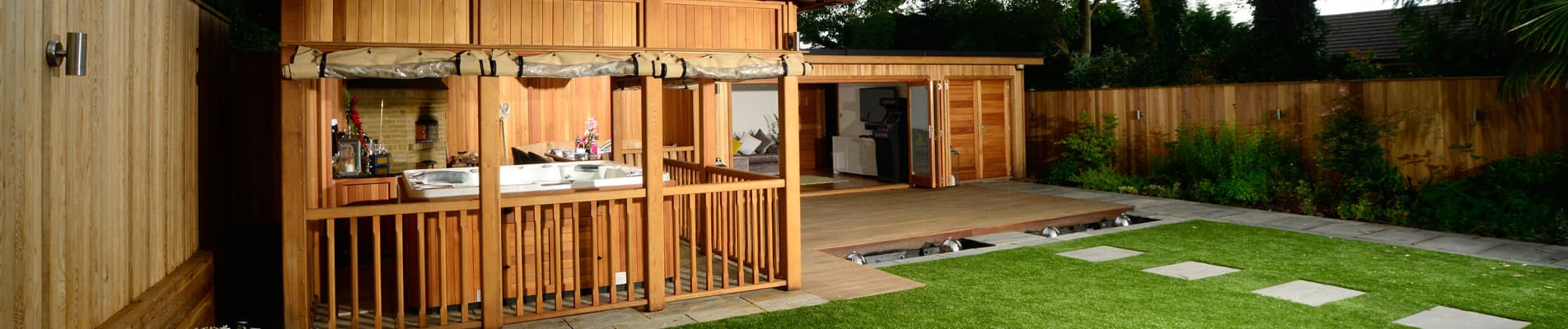 Bespoke Garden Rooms