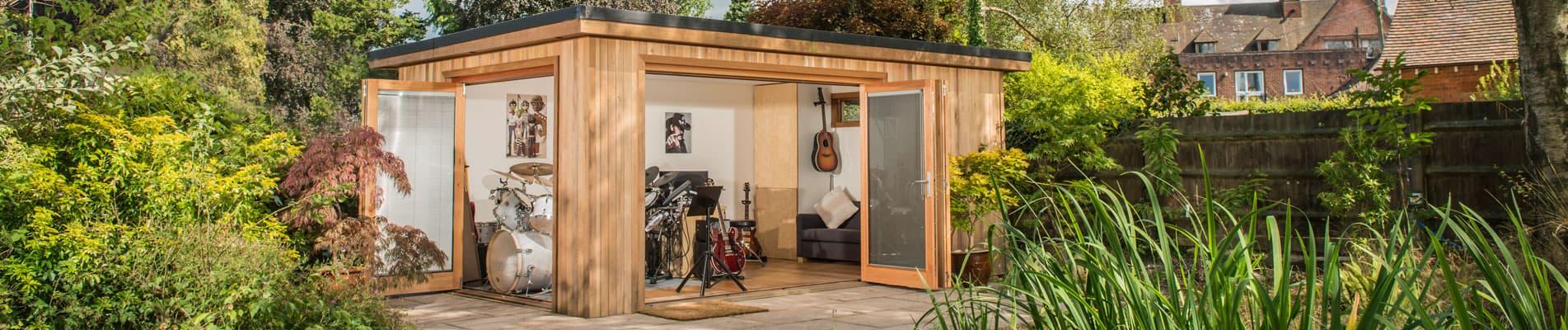 Garden Offices Outdoor Home Office Garden Studios