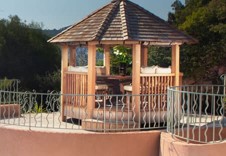 Wolsey Luxury Wooden Gazebo