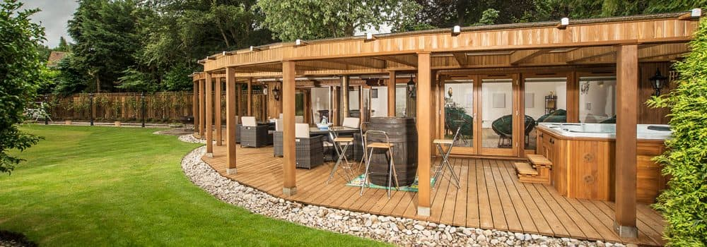 Garden rooms significantly increase the resale value of for Garden gym room uk