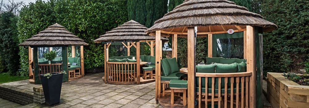 Book now to get your Outdoor Garden Building in Time for Summer