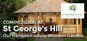 Coming soon at St George's Hill