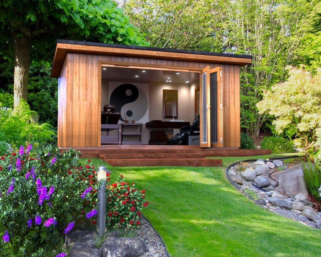 New garden room collection success crown pavilions - Garden in small space collection ...