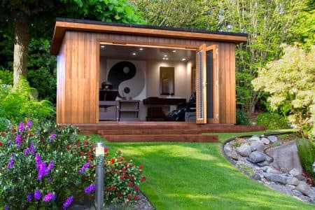Garden rooms from Crown Pavilions