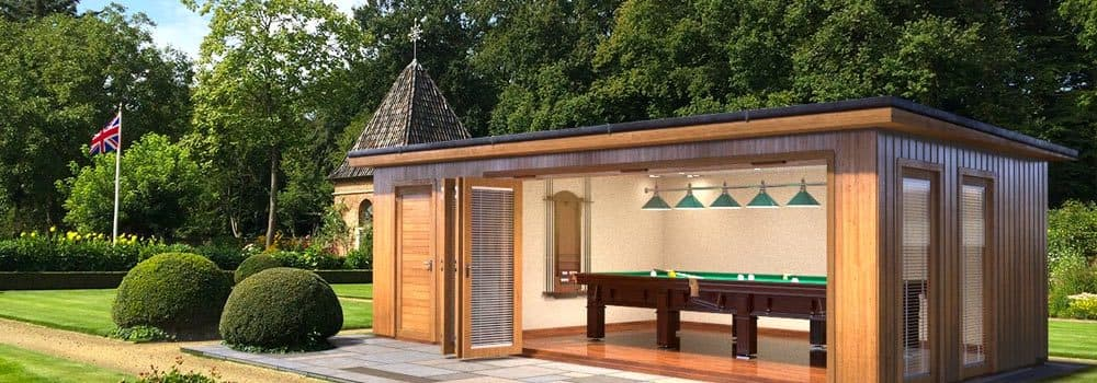 Ideas for a Garden Room Extension