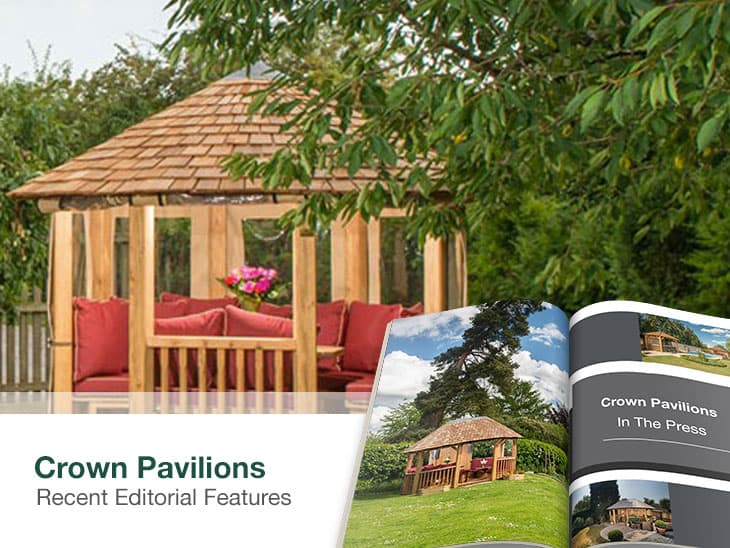 Crown Pavilions recent editorial features