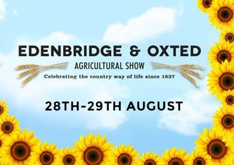 Crown Pavilions at the Edenbridge & Oxted Show