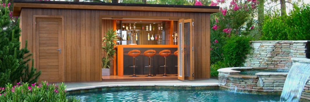 Pool House Ideas from Crown Pavilions