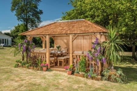 The Eden Luxury Garden Building