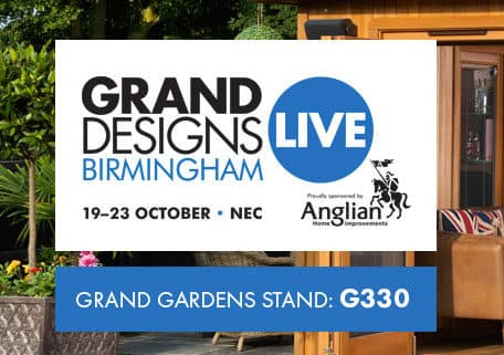 Crown Pavilions at Grand Designs Live