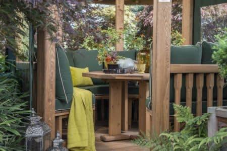 Luxury Garden Pavilions