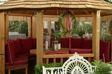 Luxury Garden Buildings from Crown Pavilions