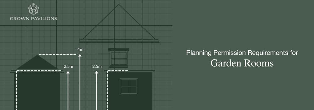 Planning Permission Requirements for Garden Rooms