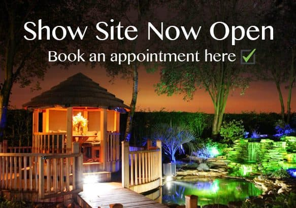 Show site now open