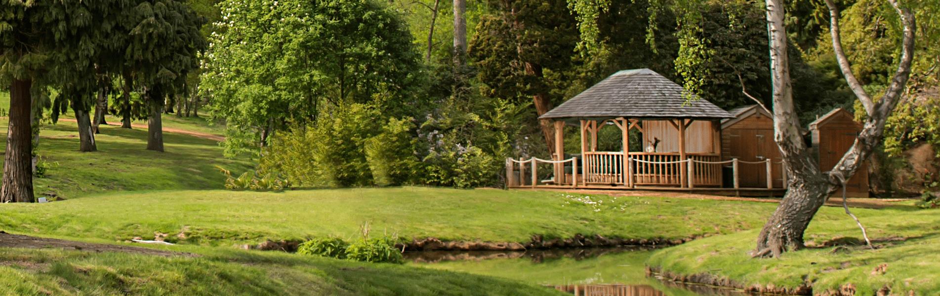 Goodwood Estate - Crown Pavilions Sponsor