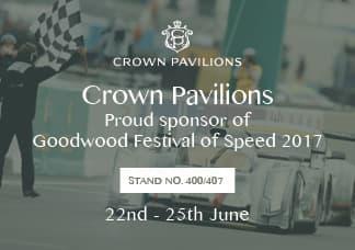 Sponsors of Goodwood festival of speed