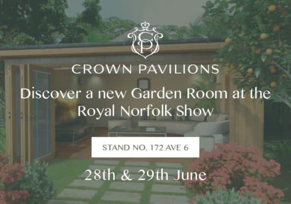 Crown at Royal Norfolk show