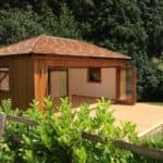 Sandringham Garden Room – Pitched Roof