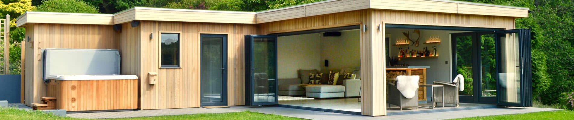 Exceptionnel Make Memories All Year Round With Our Garden Rooms And Gazebos