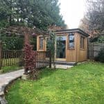 Sandringham Garden Office – Pent Roof
