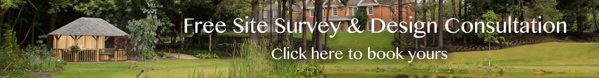 Free Site Survey and Design Consultation