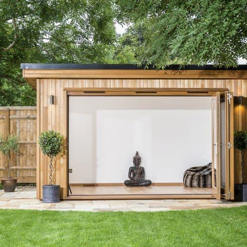 Sandringham Garden Room – Pent Roof