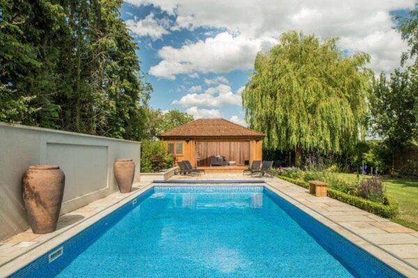 Bespoke Pool House