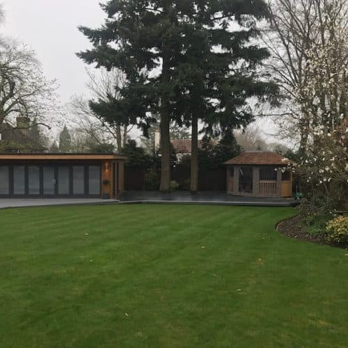 Installation completed April 2018 in Surrey, UK