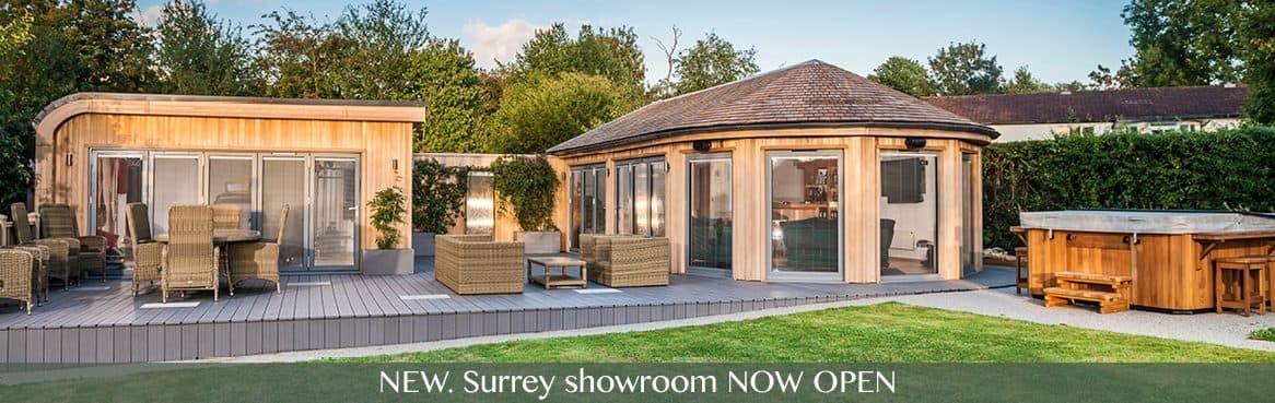 New Surrey showroom open
