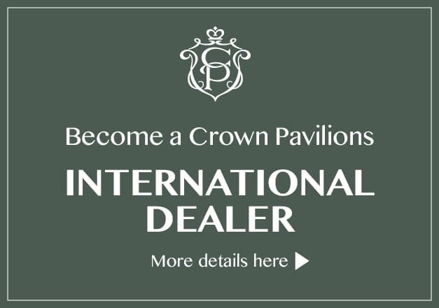Become an International Distributor for Crown Pavilions