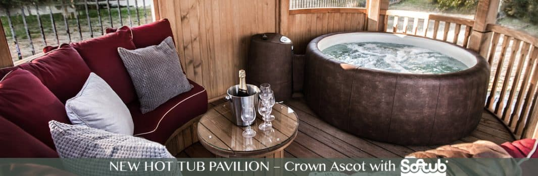 New – Hot Tub Pavilion