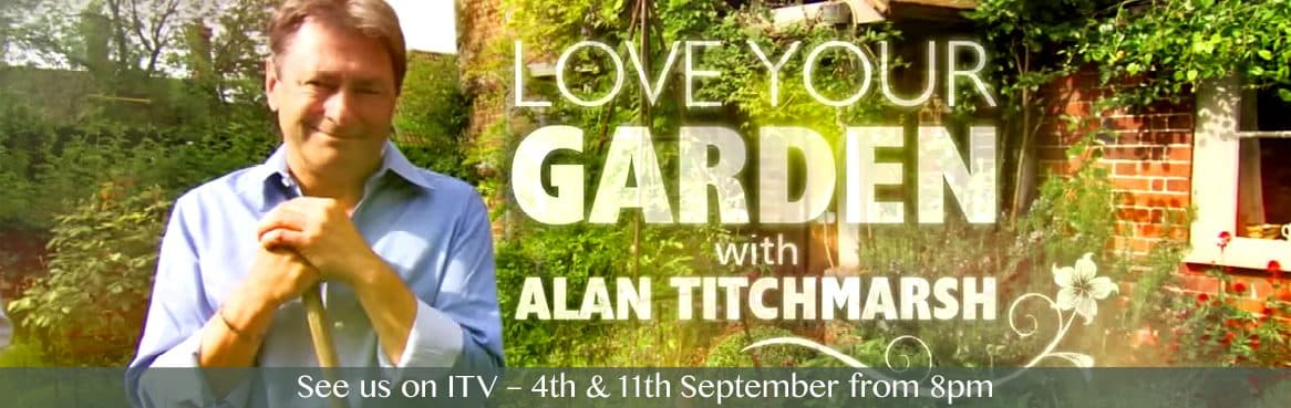 Love Your Garden featuring Crown Pavilion