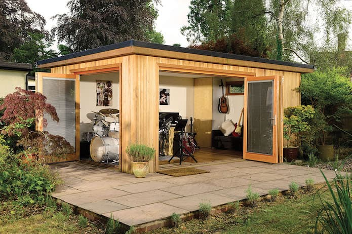 Soundproof Garden Rooms