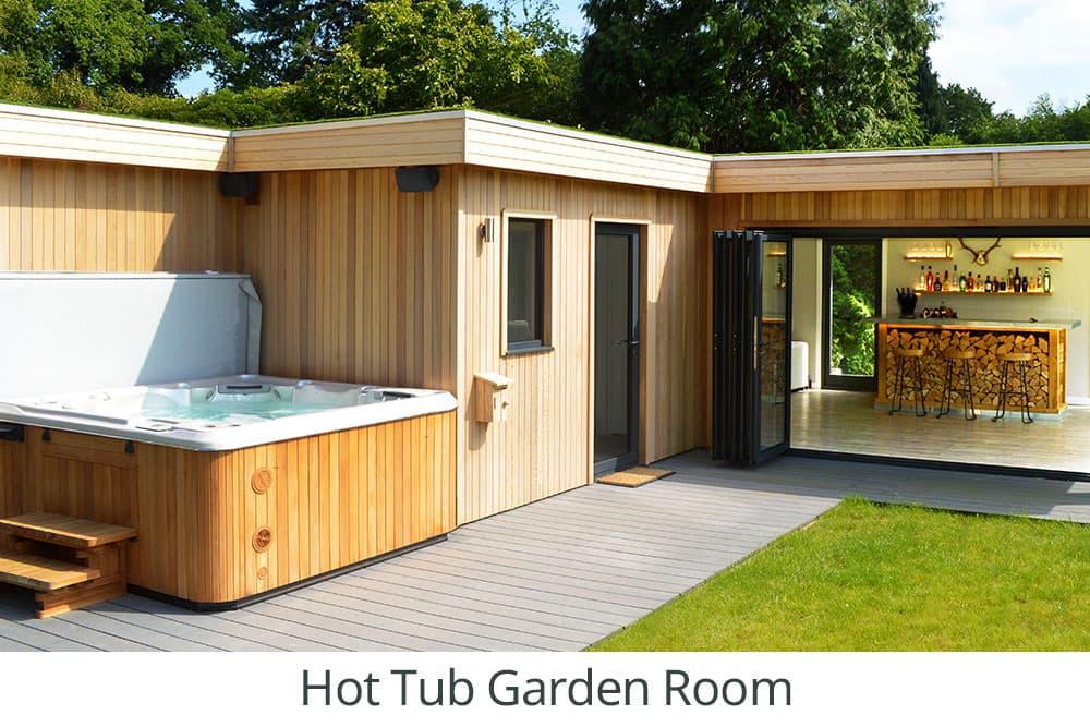 Bespoke Garden Buildings Insulated Garden Buildings Crown Pavilions