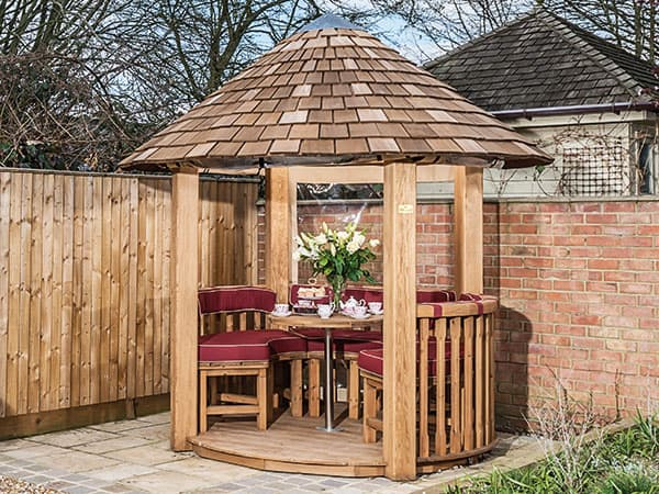 Be Inspired Clic Contemporary Collections Small Wooden Gazebos